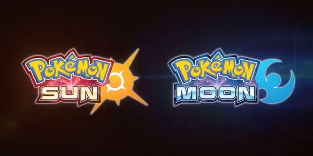 Pokémon Sun y Pokémon Moon ya tienen fecha de lanzamiento