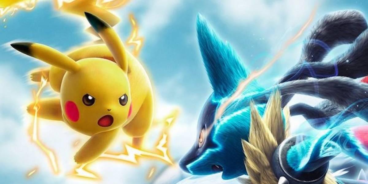 Vean el nuevo control de Pikachu para Pokkén Tournament