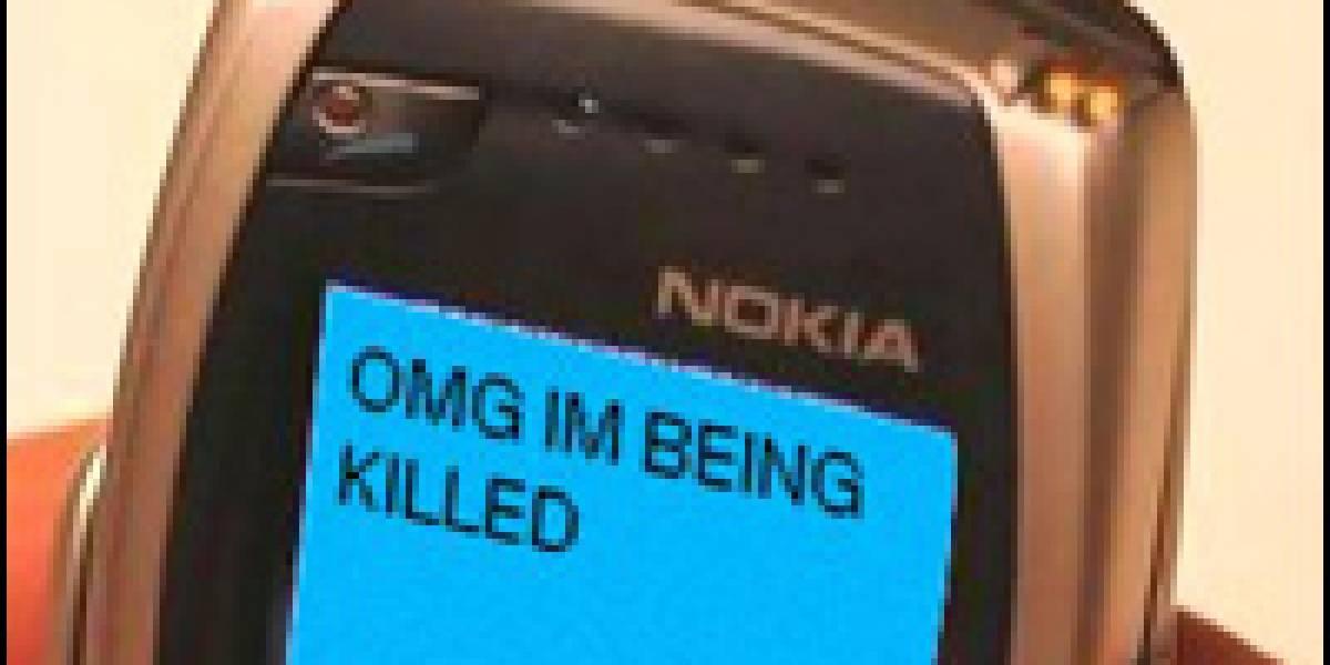 Policía de Londres recibe denuncias vía SMS