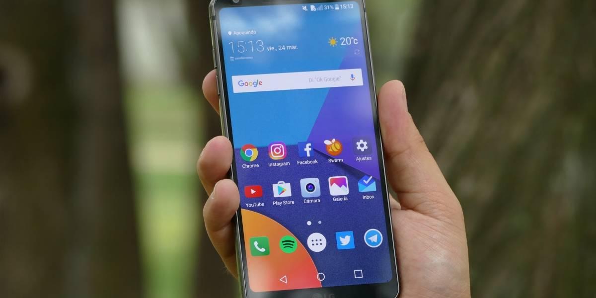 LG Mobile pierde USD $117 millones por malas ventas del LG G6
