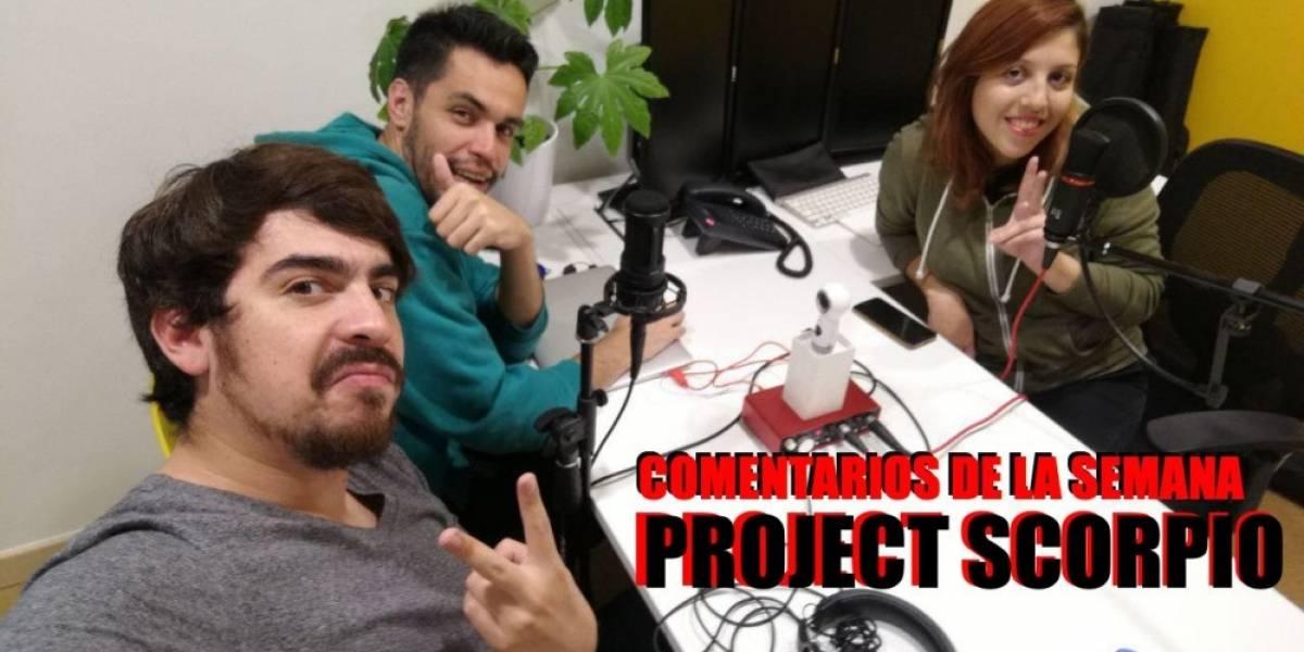 Los Comentarios de la Semana: Project Scorpio y ¡360 grados!