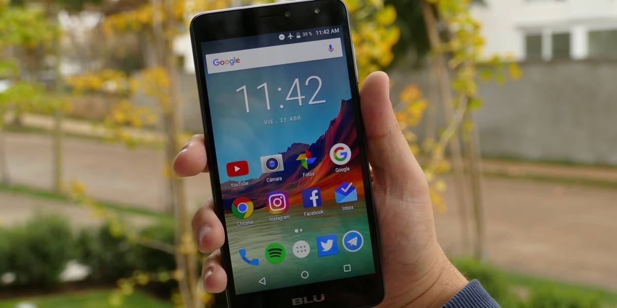 Review BLU Studio XL 2 [W Labs]