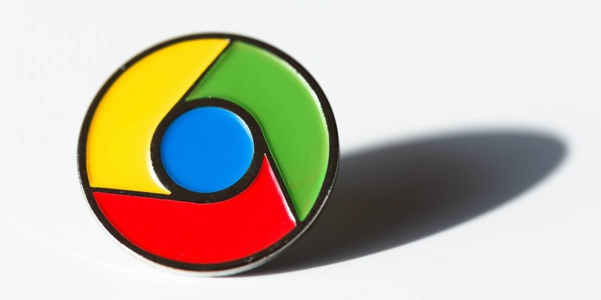 Chrome prepara un nuevo widget de búsqueda, menú contextual y más