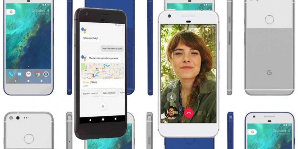 Google presenta su impresionante smartphone Pixel #madebygoogle