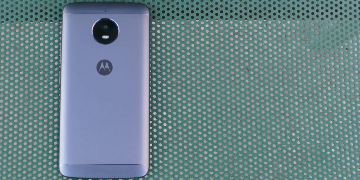 Review Moto E4 Plus [W Labs]