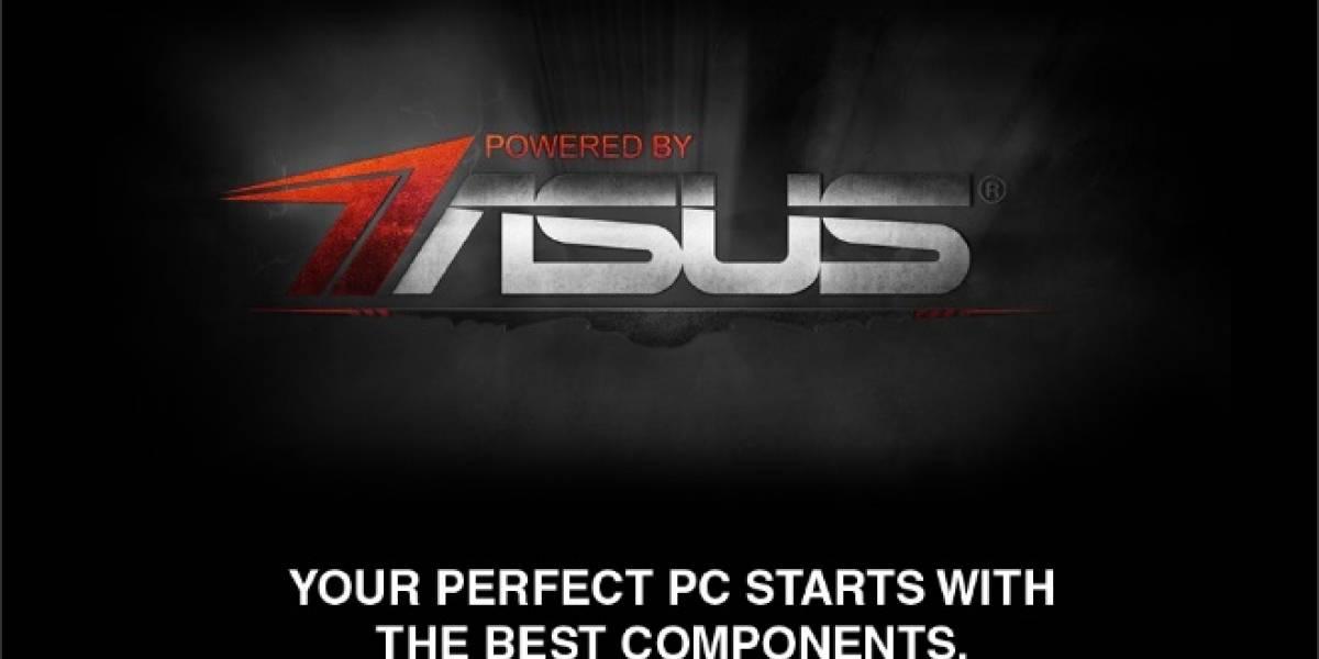 ASUS ingresa al negocio de las PCs a la medida