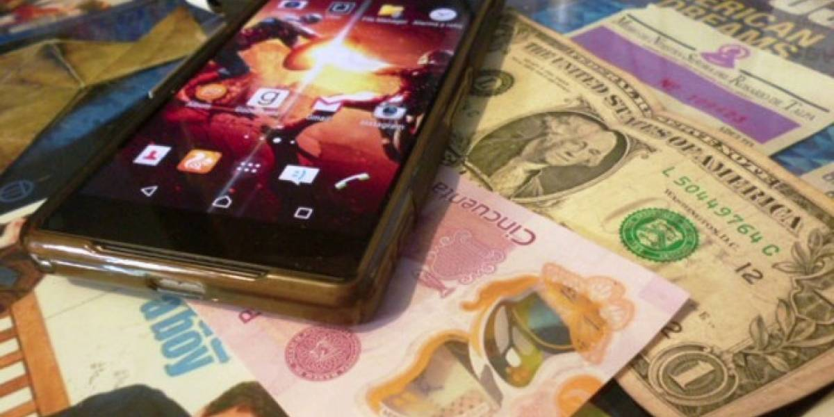 Mexicanos gastan menos en smartphones por culpa del dólar