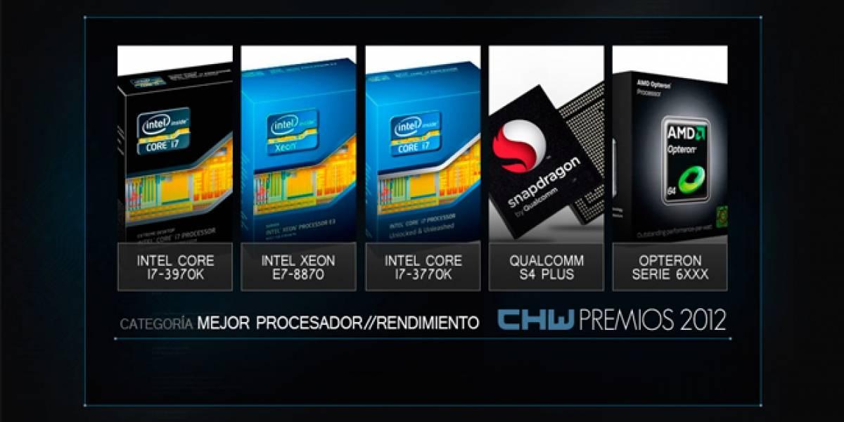 [VOTACIONES] Mejor Microprocesador 2012