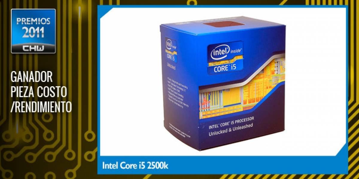 CHW Awards: Core i5 2500k, ganador costo / rendimiento