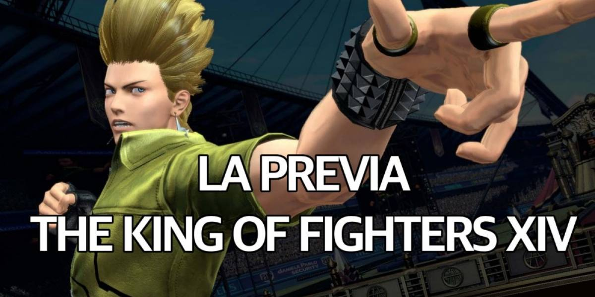 La Previa: The King of Fighters XIV