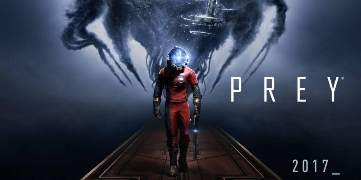 Prey recibe nuevo tráiler presentando a las criaturas Nightmare