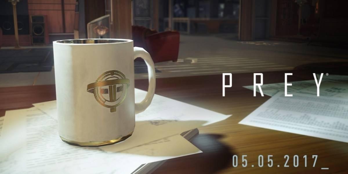 Prey tiene nuevo tráiler que nos muestra la habilidad Mimic Matter