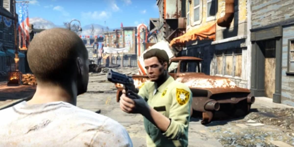 Primera temporada de The Walking Dead es recreada en Fallout 4