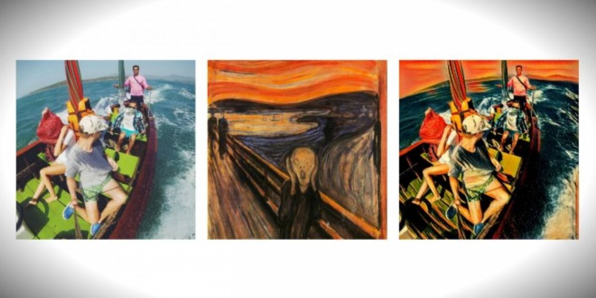 Vuélvete Picasso con los filtros de Prisma para iOS