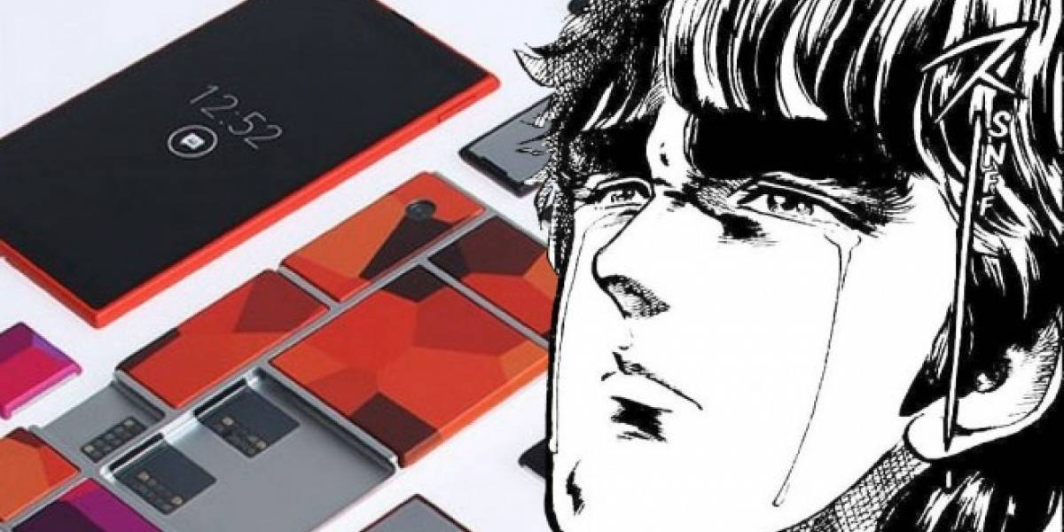 Google cancela su iniciativa de smartphones modulares Project Ara