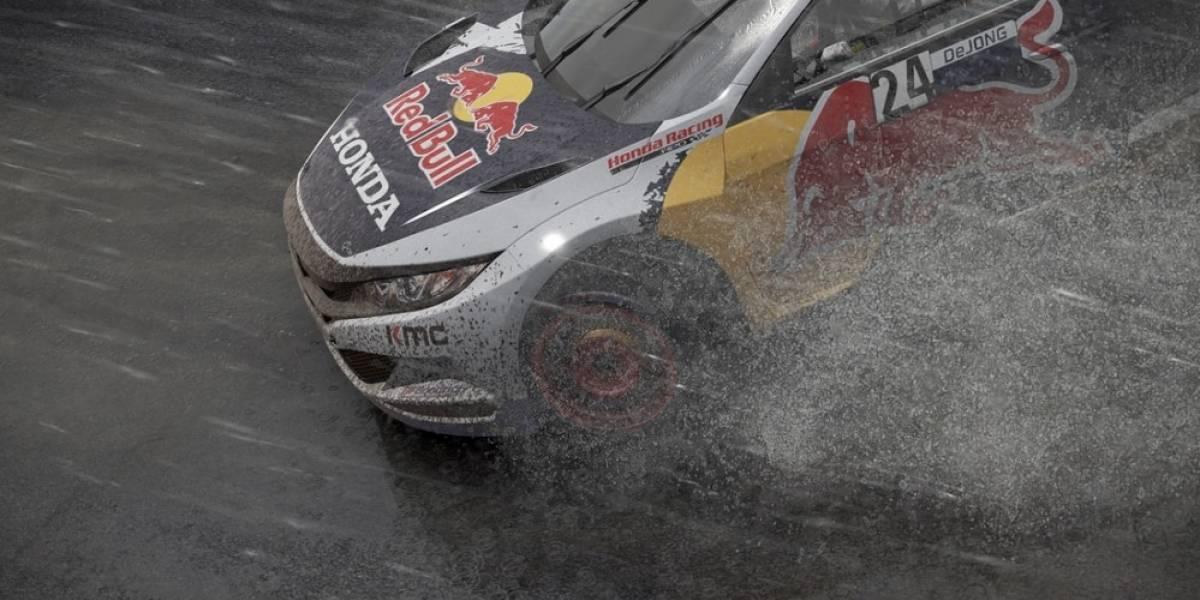 Project CARS 2 muestra su modo Rallycross en nuevo tráiler