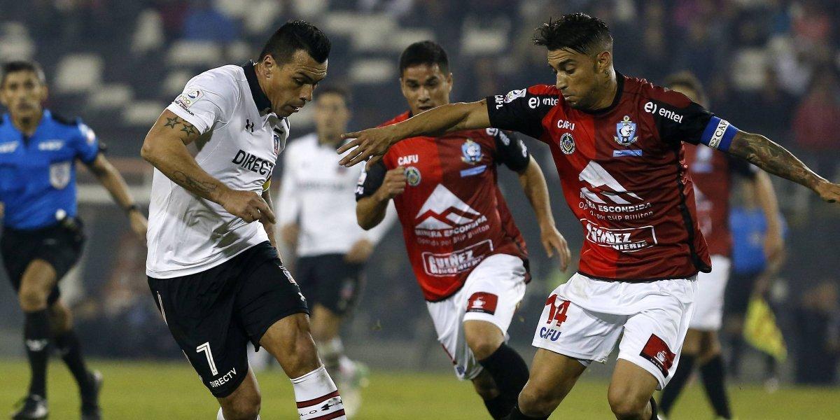 Antofagasta piensa en grande y se ilusiona en romper la mala racha de diez años ante Colo Colo