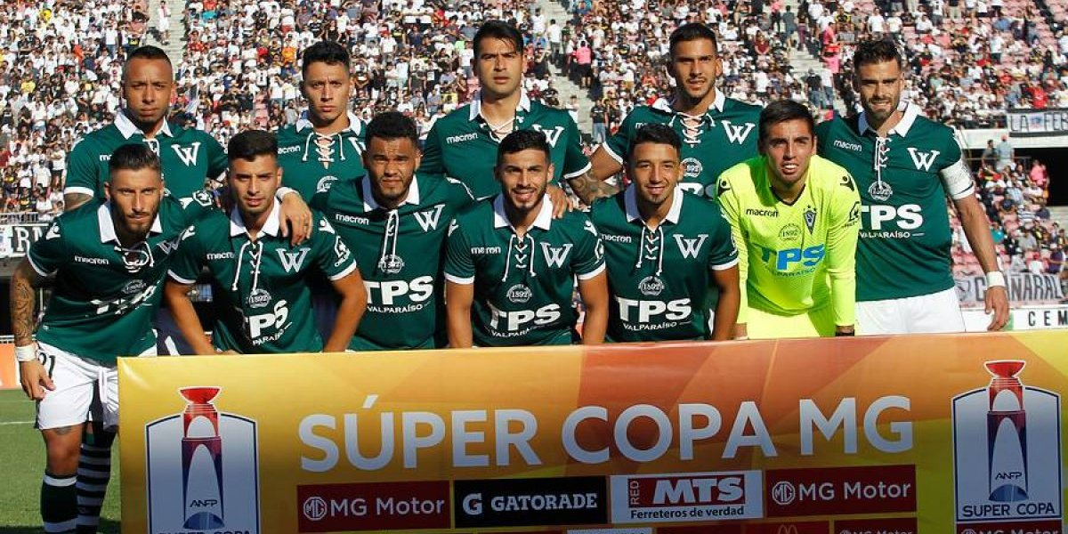 Santiago Wanderers da el vamos a la Copa Libertadores para los equipos chilenos