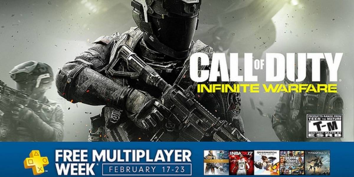 Mañana comienza una semana de multijugador gratis en PlayStation 4