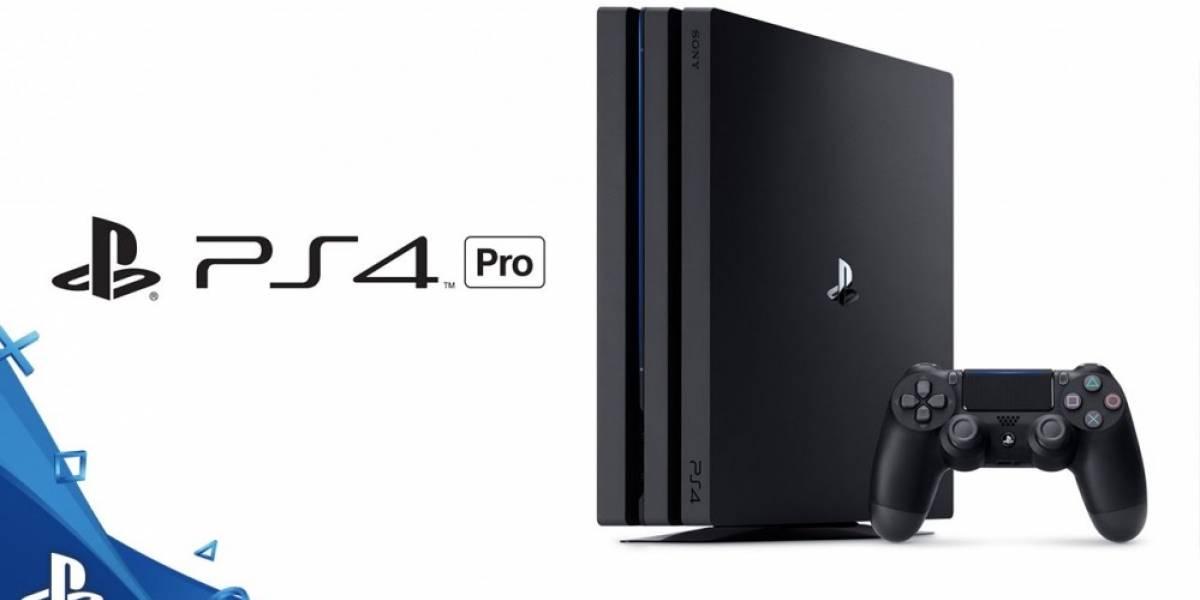 Sony presenta la consola PS4 Pro