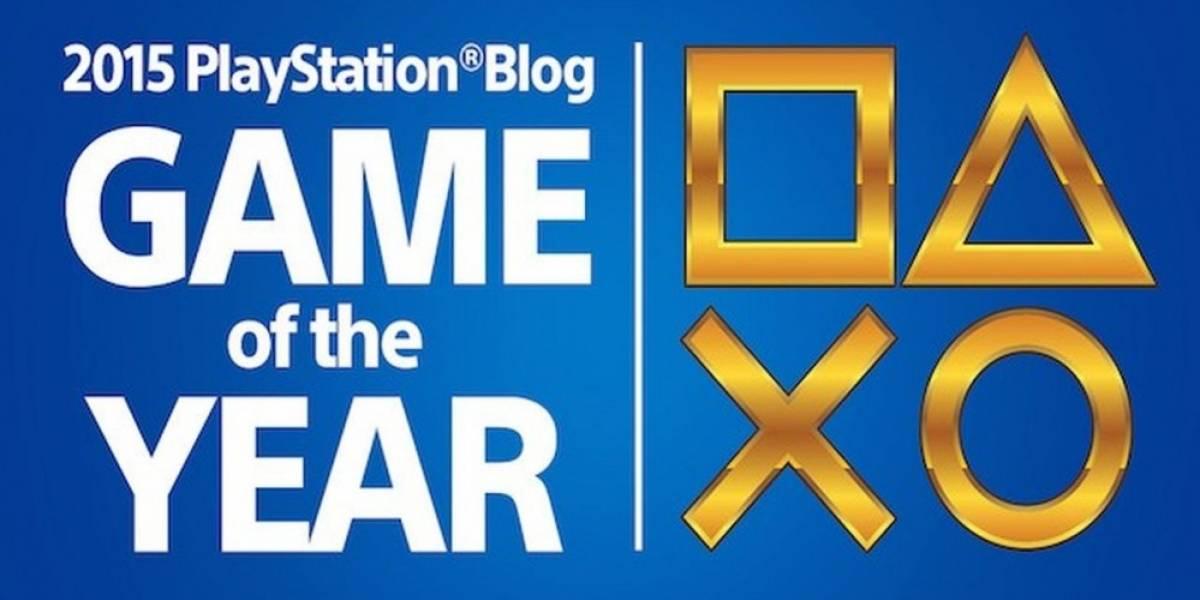 PlayStation.Blog premia a los mejores juegos del 2015