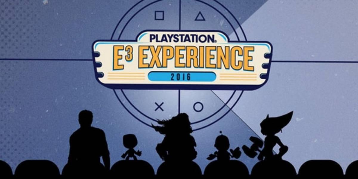 Se anuncia PlayStation E3 Experience 2016