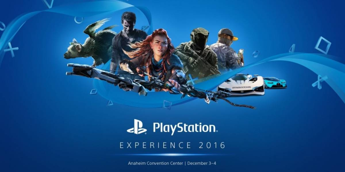 PlayStation Experience 2016: Anuncian los paneles y juegos que estarán en el evento