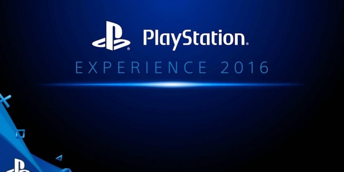 Ya hay fecha y sede para PlayStation Experience 2016