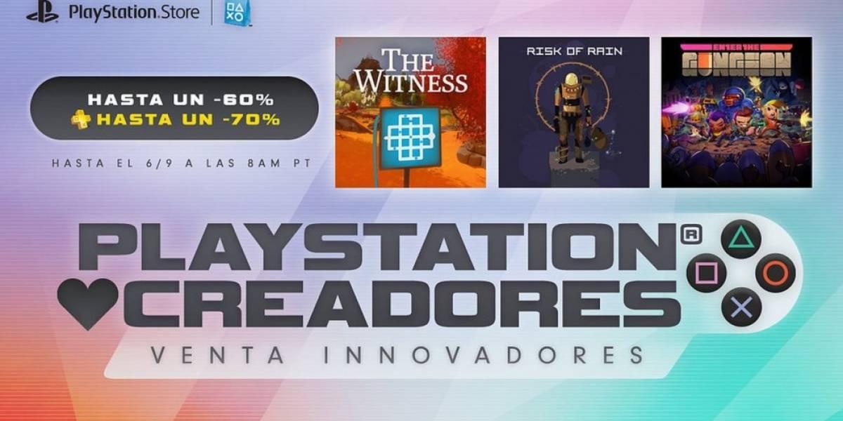 PlayStation Store tiene venta especial en títulos innovadores