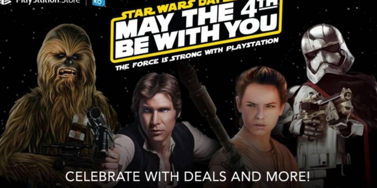 PlayStation Store también celebra el Día de Star Wars con descuentos