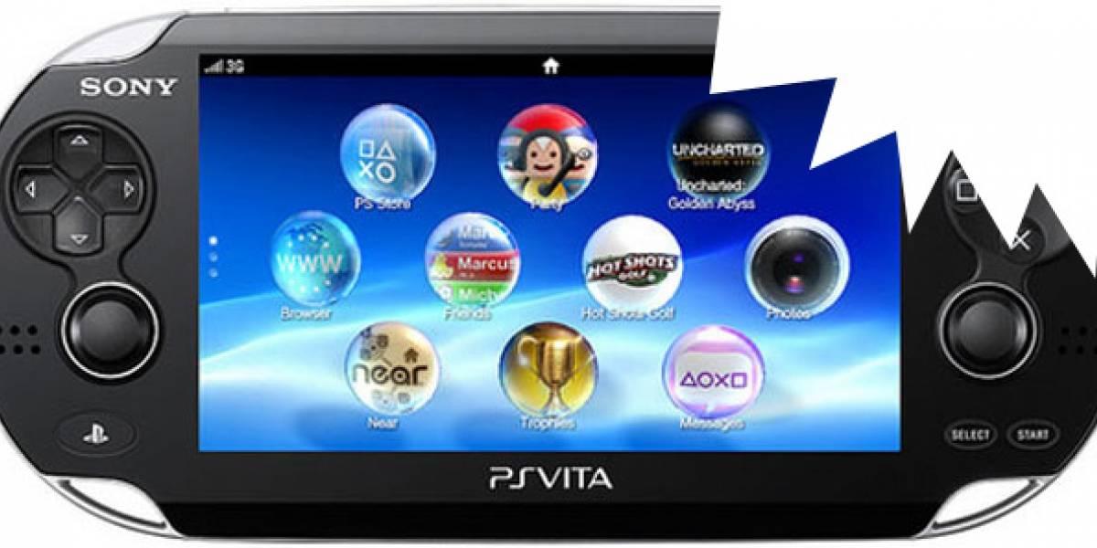 Confirmado: PS Vita tiene 512MB de RAM y 128 de VRAM