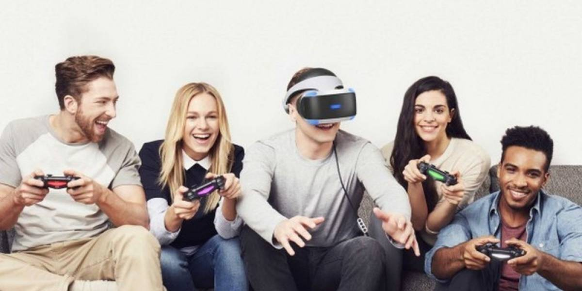 Sony confirma que venderán bundles de PlayStation VR con la cámara y Move