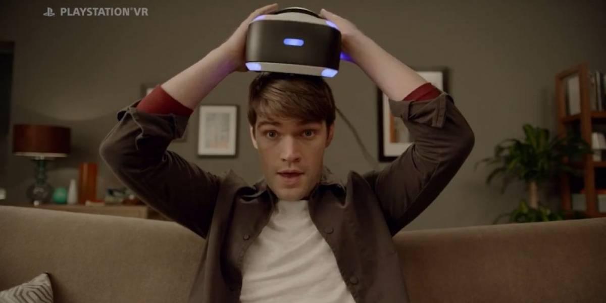 PlayStation VR tendría más de 50 juegos en su primer año