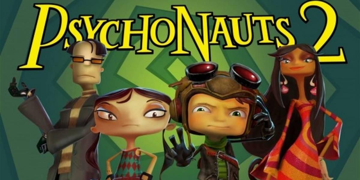Psychonauts 2 será distribuido y promocionado por Starbreeze