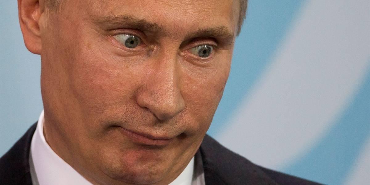 La versión con la cara de Putin del Nokia 3310 es una realidad