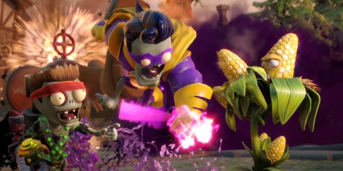 Plants vs Zombies: Garden Warfare 2 se puede jugar gratis por 10 horas