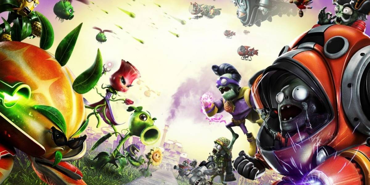 Deals with Gold: Descuentos en PvZ: Garden Warfare 2, Deadpool y más