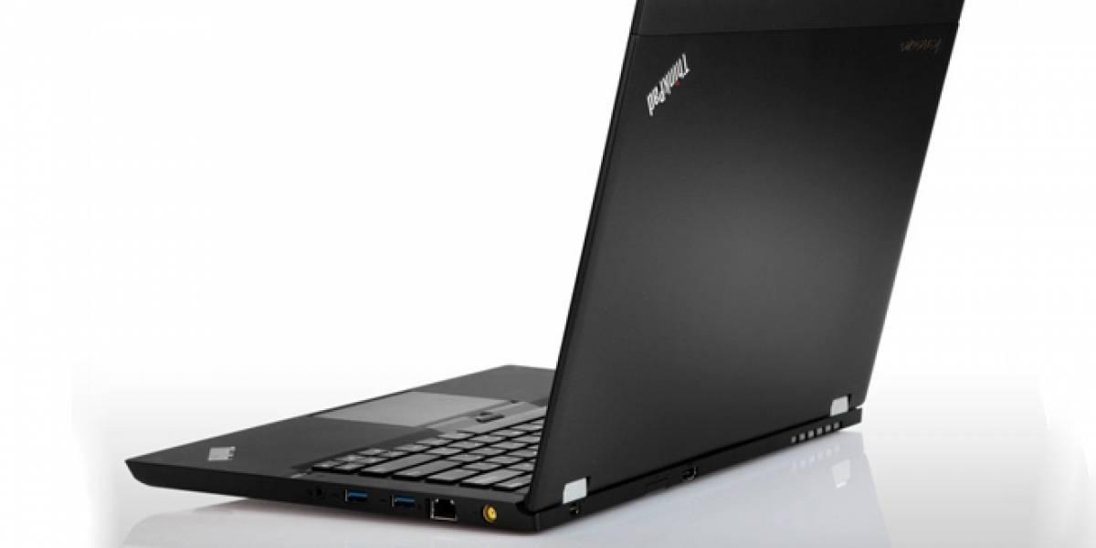 Lenovo presenta el primer Ultrabook con gráficos NVIDIA