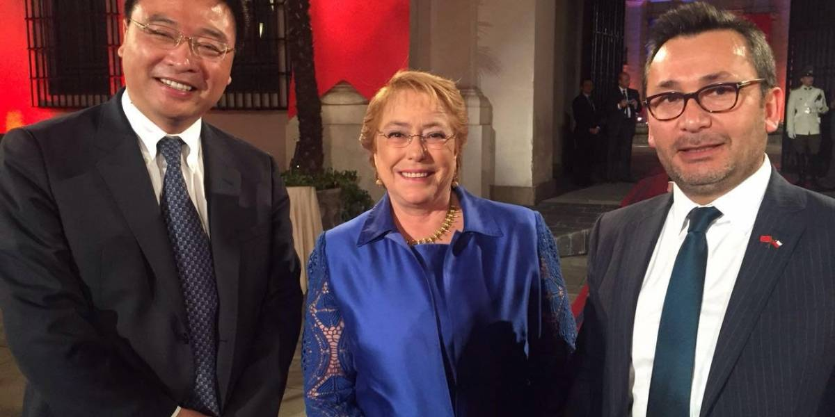 Huawei instalará su centro regional de innovación en Chile
