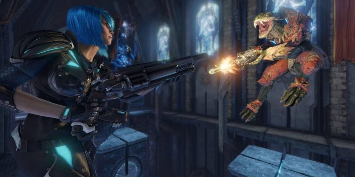 Quake Champions será Free-to-Play, pero tendrá opción de paga