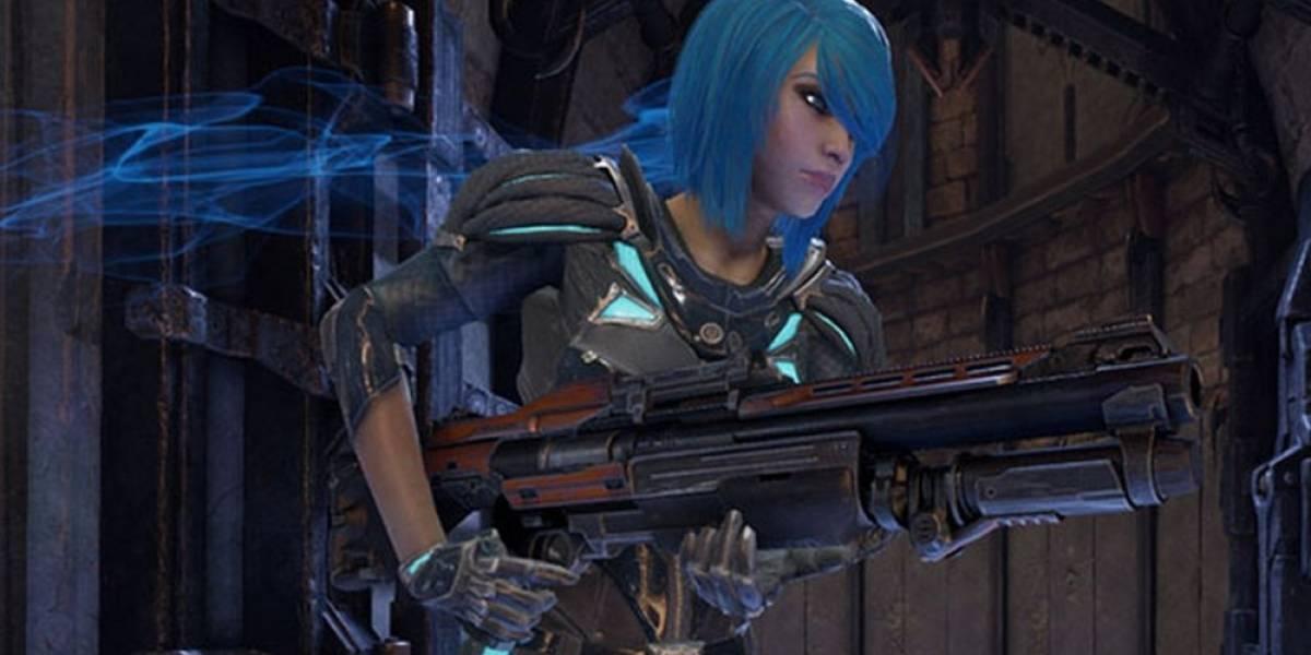 Quake Champions tiene nuevo tráiler centrado en Nyx