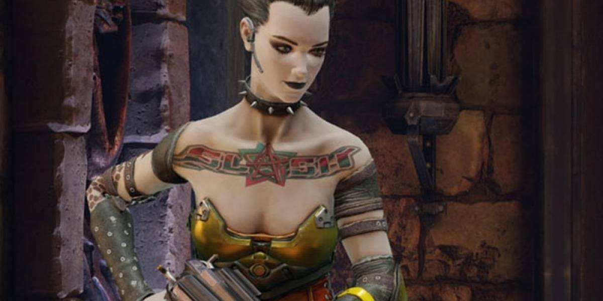 Quake Champions tiene nuevo tráiler que nos presenta a Slash