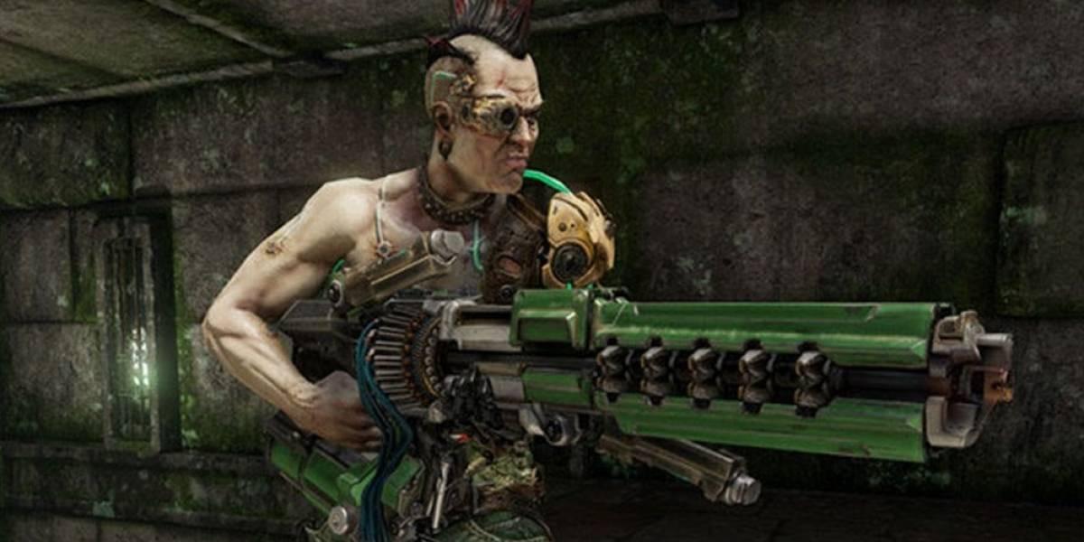 Ya hay fecha para la Beta cerrada de Quake Champions
