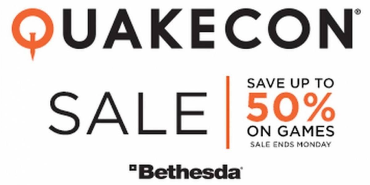 QuakeCon celebra su llegada con ofertas en Humble Store