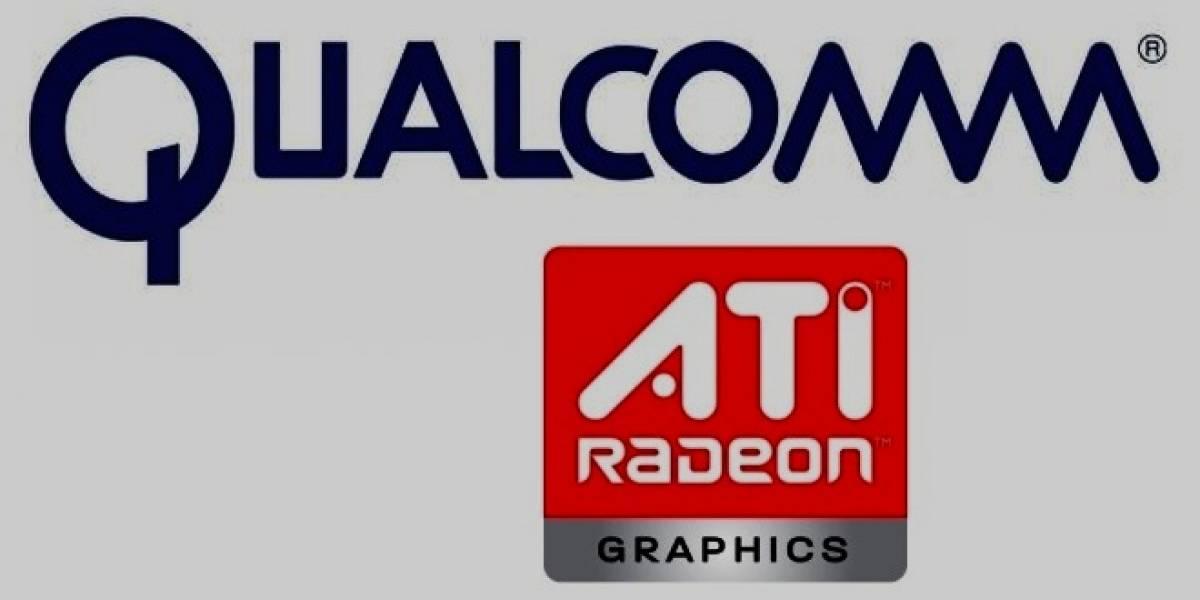 Qualcomm podría estar interesada en la división de gráficos de AMD