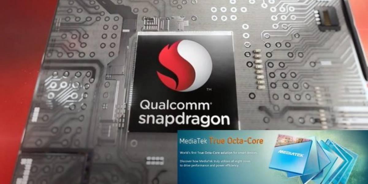 Qualcomm: Más del 85% de aplicaciones están optimizadas para mejores núcleos