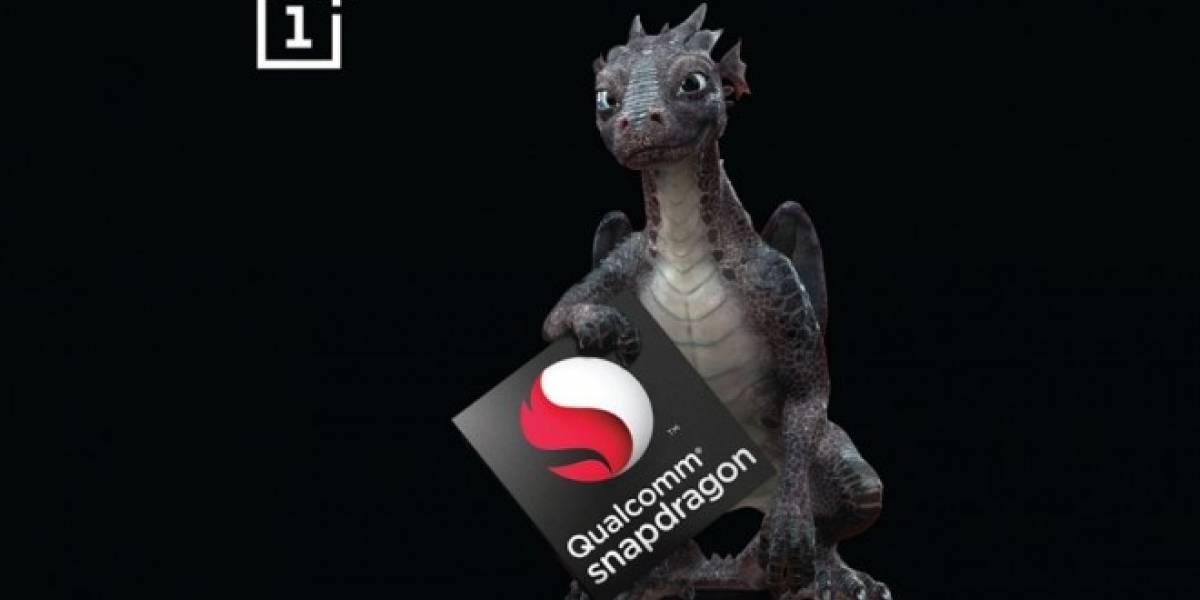 OnePlus lanzará un móvil con procesador Snapdragon 821