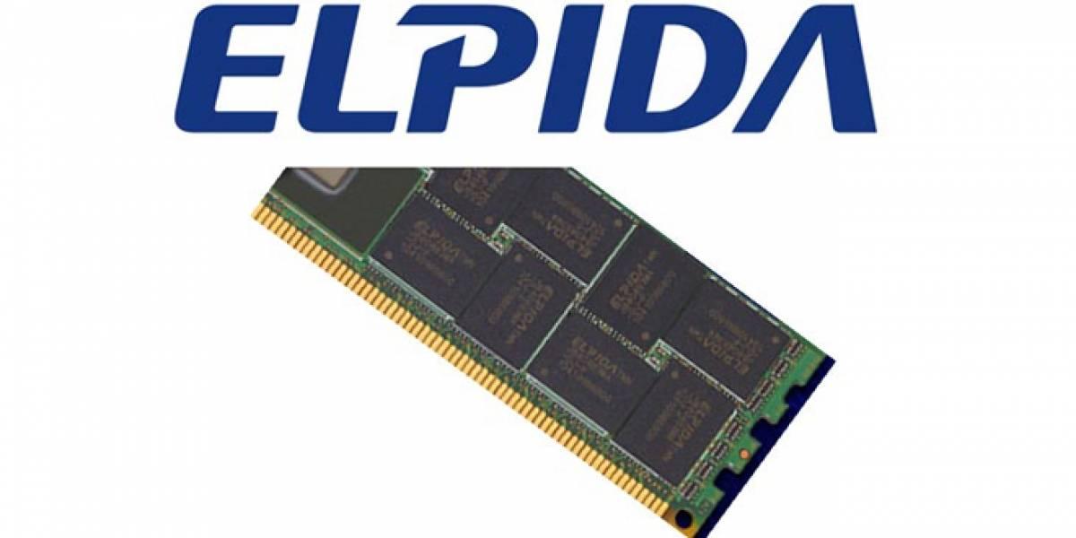 Elpida se unirá a Micron en el negocio de las memorias RAM