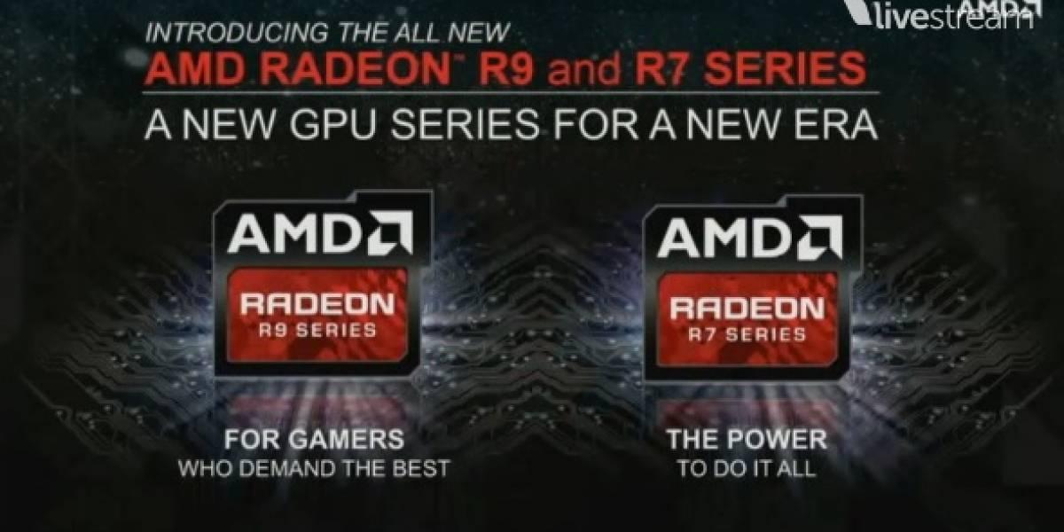 AMD revela sus GPUs Radeon R 200 Series