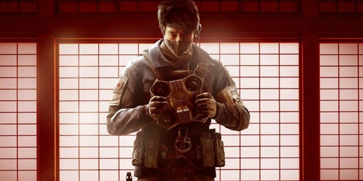 Revelan teasers de los nuevos operadores de Rainbow Six Siege